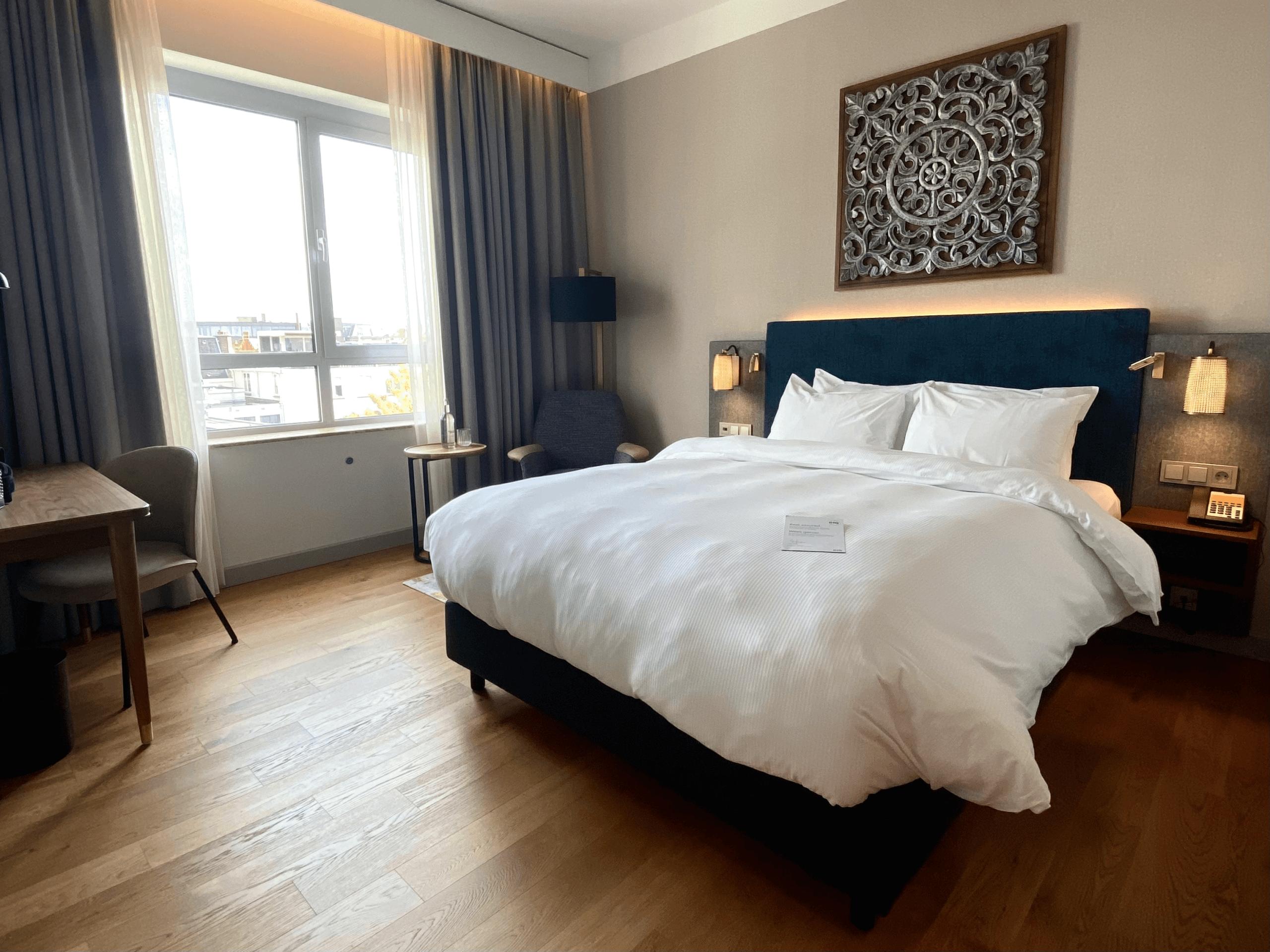 Voco Den Haag: van bankgebouw, naar luxe hotel in het Hofkwartier!