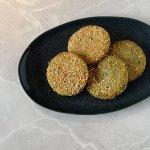 Vleesvervanger getest: Strong Roots Kale & quinoa burgers