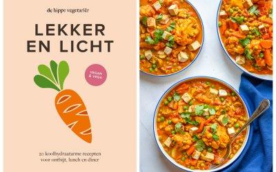 NIEUW: Het Lekker & Licht E-book!